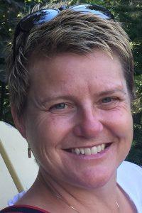 Bobbie Burdick, landscape designer
